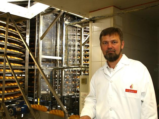 Сергей Пляскин: «Производство хлеба — это благородное дело и огромный труд»