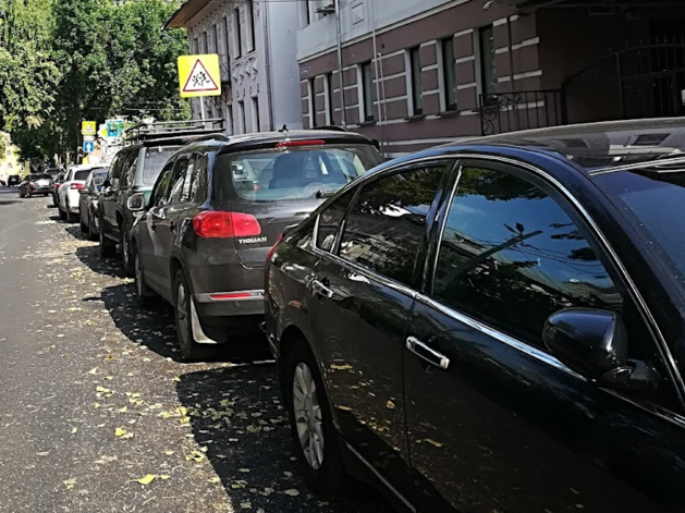 Платные парковки заработают на трех улицах Нижнего Новгорода с 20 сентября