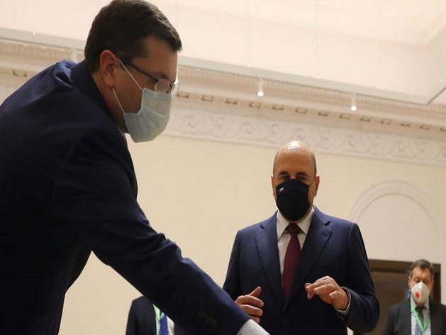 Мишустин поручил выделить средства на ремонт детской больницы и музея в Нижнем Новгороде