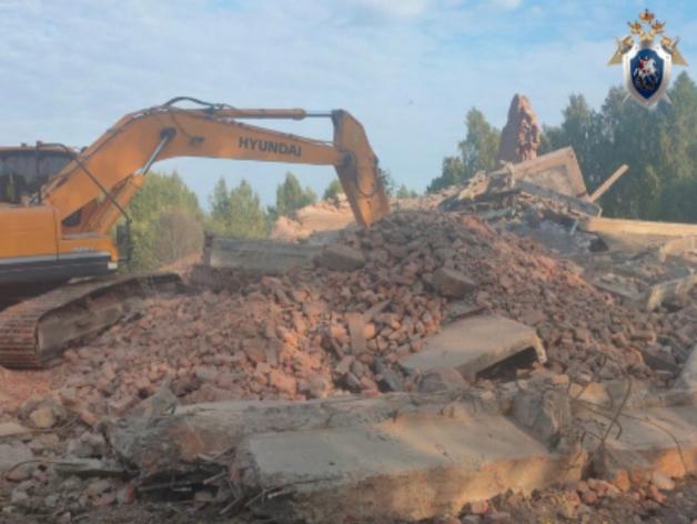В Воротынском районе человек погиб под обломками старого здания комбикормового завода