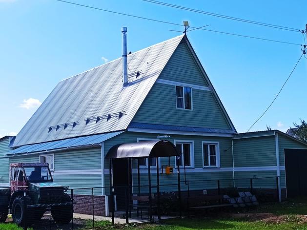 Дома в деревне Копнино Нижегородской области подключают по программе догазификации