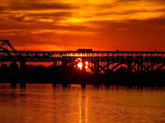 Уже скоро. Нижегородские власти рассказали, когда откроется Борский мост